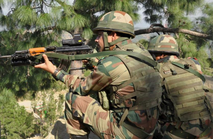 सैकड़ों आतंकी जम्मू-कश्मीर में घुसपैठ करने को आतुर, Indian Army की गोली स्वागत को तैयार