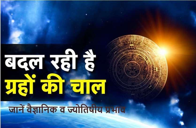 आकाश में ग्रहों का अद्भुत नजारा : जानिये इस दुर्लभ घटना का असर!