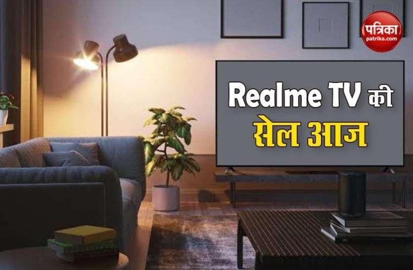 Realme Smart TV की आज भारत में सेल के लिए उपलब्ध, जानिए ऑफर्स