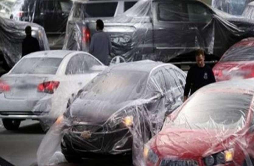 ऑटोमोबाइल कंपनियों पर भारी पड़ा Lockdown, पैसेंजर वाहनों की बिक्री में आई 50 फीसदी की गिरावट