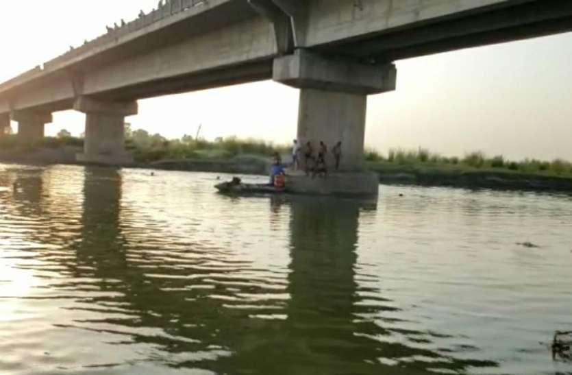 यूपी: यमुना में नहाने गए पांच दोस्तो में से दो की डूबने से मौत