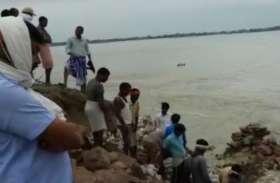 Ground Report: सरयू का उफान बढ़ा रहा लोगों में दहशत, पिछली बाढ़ का मंज़र याद कर सहमे लोग