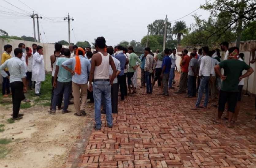 ग्रामीणों ने एकजुट होकर विद्युत सबस्टेशन पर काटा हंगामा, बंद करा दी क्षेत्र की विद्युत आपूर्ति, फिर जो हुआ
