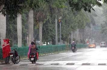 कर्नाटक के कई जिलों में भारी वर्षा होने की चेतावनी