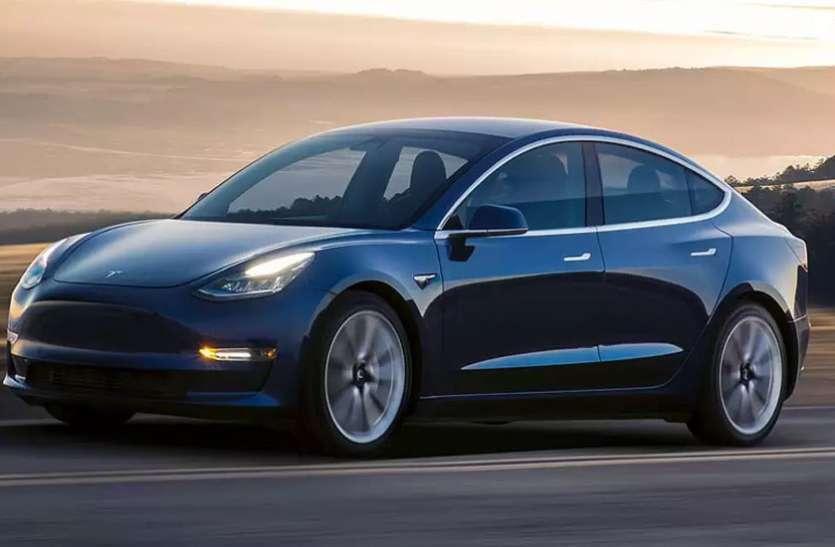 Tesla Electric model 3 जल्द ही भारतीय सड़कों पर आएगी नजर, जानें क्या है खासियत