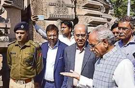 UP Top News : रामलला मंदिर शिलान्यास की तैयारियां तेज, ट्रस्ट अध्यक्ष नृपेंद्र मिश्र पहुंचे अयोध्या, लालजी टंडन की हालत नाजुक