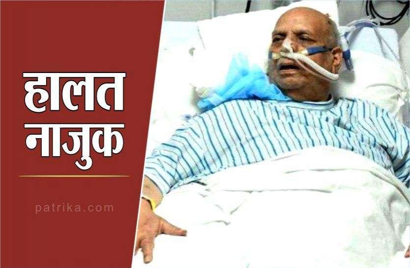Lalji Tandon Health Update: मध्यप्रदेश के राज्यपाल लालजी टंडन की हालत फिर नाजुक, अब डायलिसिस पर