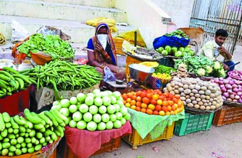 हरी सब्जियों के दाम दोगुने से हुए अधिक, टमाटर 60 रुपए प्रति किलो पार