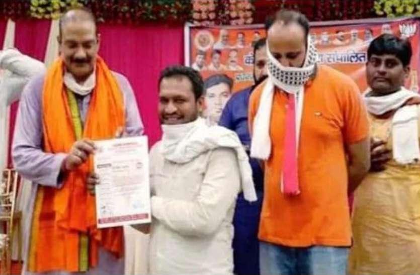 बुलंदशहर हिंसा के आरोपी को पीएम मोदी की योजनाओं के प्रचार का जिम्मा सौंपने को लेकर भाजपा पर भड़कीं प्रियंका गांधी