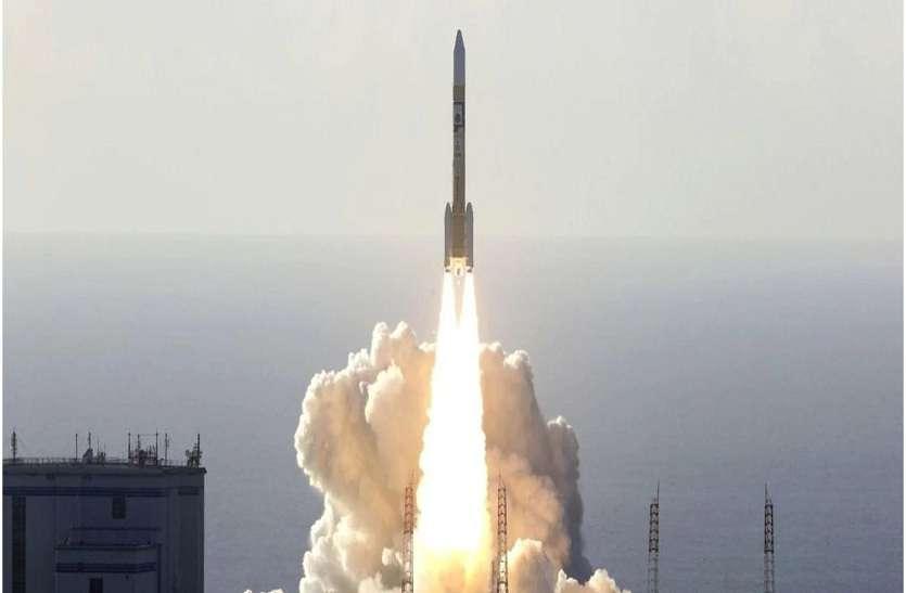यूएई ने मंगल के लिए लॉन्च किया पहला मिशन