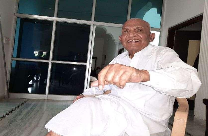 राजस्थान सरकार के इस पूर्व मंत्री को भी मिला था मोटा प्रलोभन