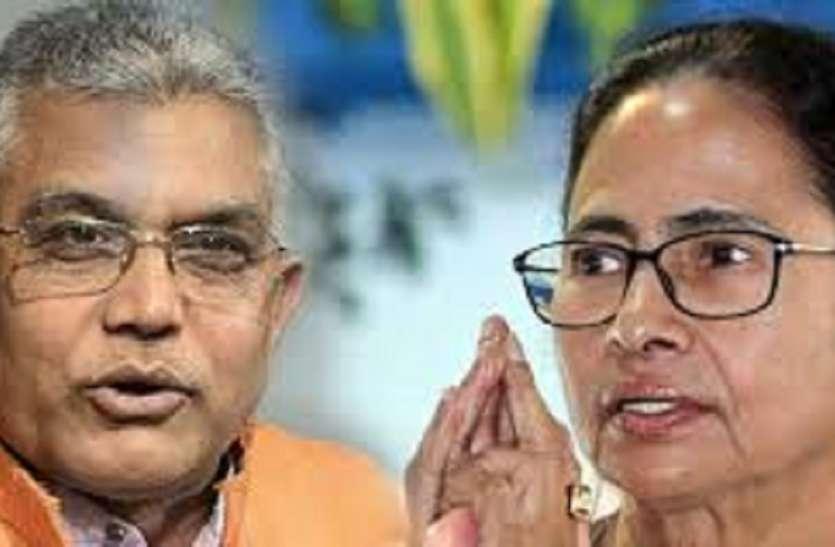 West Bengal Political War game:  प्रदेश भाजपा अध्यक्ष ने क्यों ममता पर लगाया नकल करने का आरोप