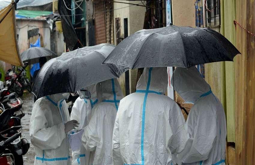Mumbai News : कोरोना से महामुंबई बेहाल, लगभग दो लाख केस