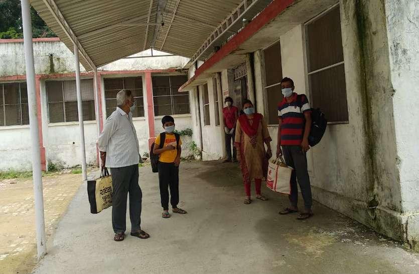 अंबिकापुर में आज मिले 4 और कोरोना पॉजिटिव, कोविड अस्पताल फुल, पिछले 6 दिन में मिले 82 संक्रमित