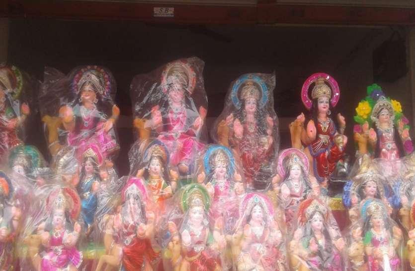 दशा मां के व्रत आज से,  इन मूर्तियों की ही मांग