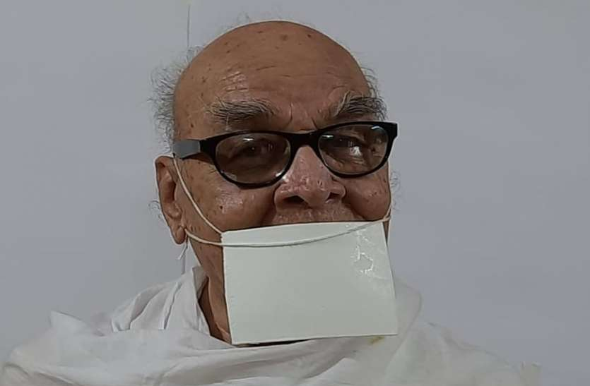 सागरमल ने मृत्यु को सहज स्वीकार किया: ज्ञानमुनि