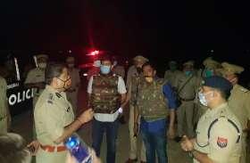 मुठभेड़ में प्रयागराज पुलिस के हत्थे चढ़ा 25000 का इनामी सुनील भारतीया