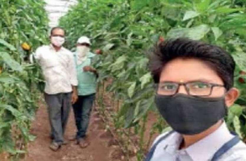 Mumbai News : सब्जियां बेच कर 4 महीने में कमाए पौने 3 करोड़, बिचौलियों को रखा दूर
