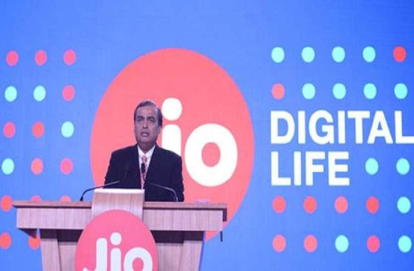 राजस्थान में जियो 2.44 करोड़ ग्राहकों के साथ सबसे आगे