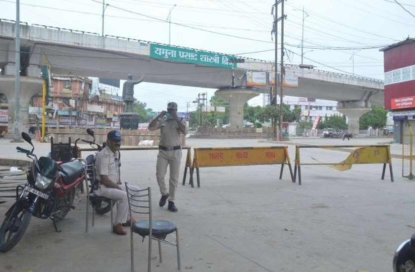 प्रयागराज-सतना-सीधी की सीमा पर चेकपोस्ट लगाकर प्रवेश करने वालों की होगी जांच
