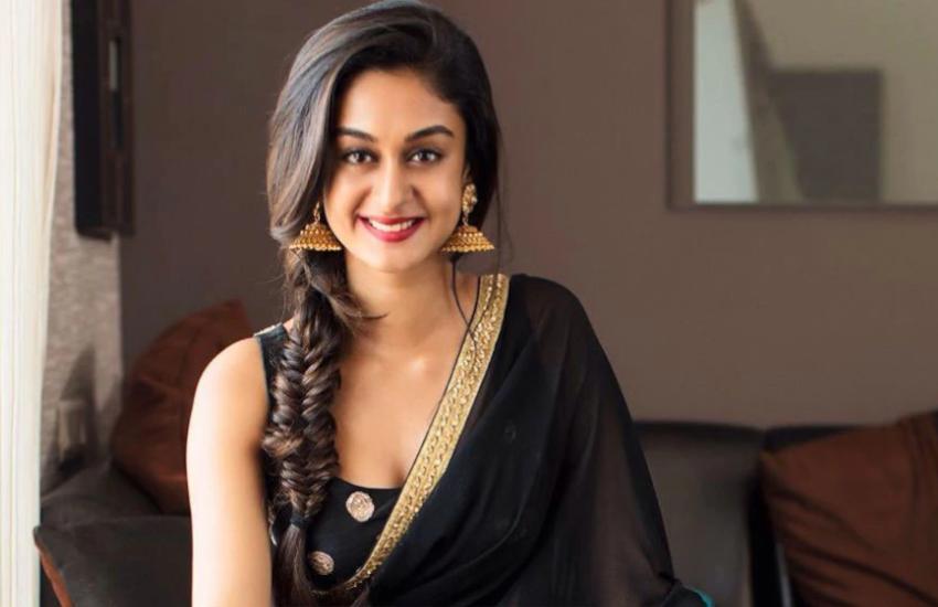 South Actress Aishwarya arjun tested covid 19 positive