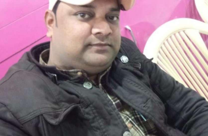 गाजियाबाद: छेड़छाड़ की शिकायत करने के पर मीडियाकर्मी की गाेली मारकर हत्या
