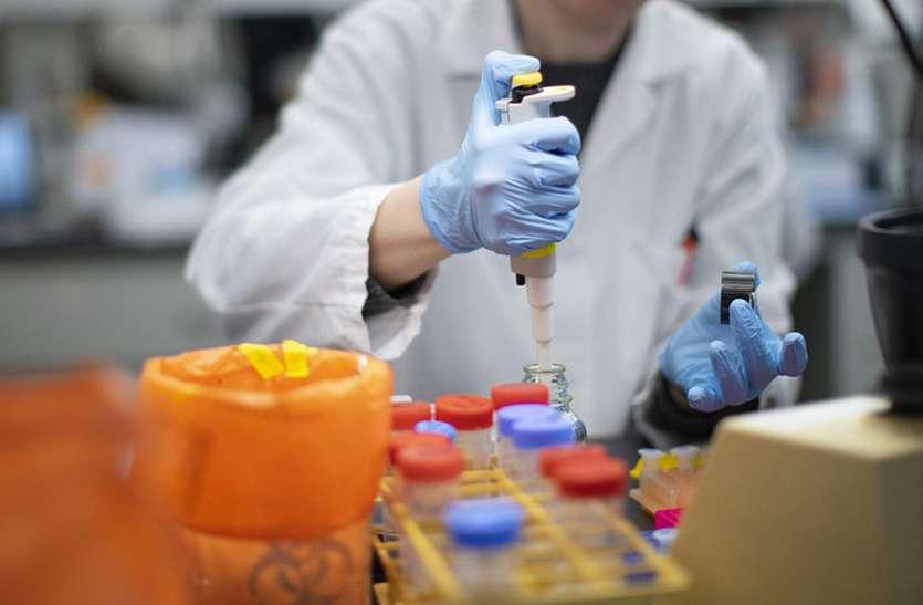 COVID 19: वायरोलॉजी लैब टेक्नीशियन सहित सात स्टाफ कोरोना संक्रमित