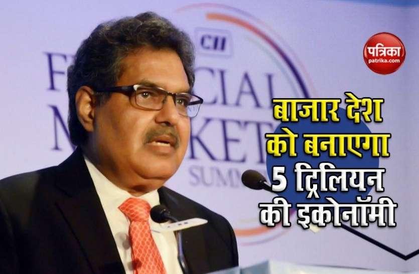Sebi Chief का बड़ा बयान, India को 5 Trillion Economy बनाने में मदद करेगा Equity Market