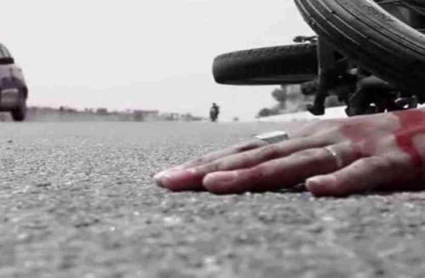 जबलपुर में तीन सडक़ हादसों में दो की मौत, चार घायल