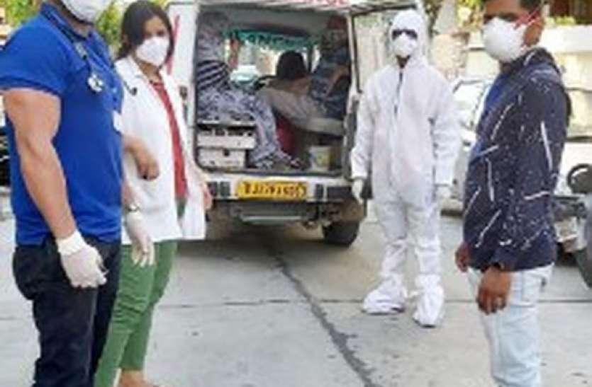 उदयपुर में 11 नए संक्रमित, 1056 हुई संख्या