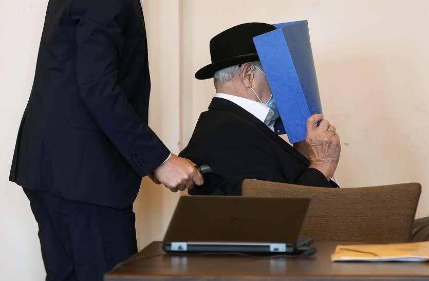 GERMANY : उम्र-93 वर्ष, अपराध-5000 हत्याओं का दोषी