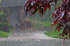 प्रतापगढ़ में 2 घंटे की झमाझम बारिश से हर तरफ पानी-पानी