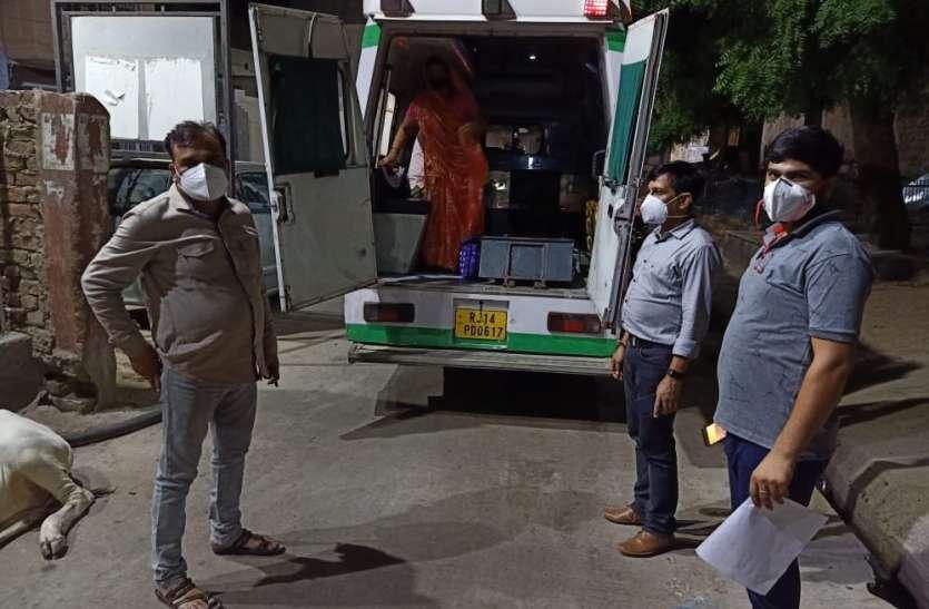 कोरोना से सर्राफा व्यवसायी की मौत, सीएमएचओ कार्यालय के कार्मिक समेत 44 नए संक्रमित