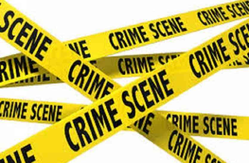 गाजियाबाद: साे रहा था परिवार खिड़की ताेड़कर घर में घुसे बदमाशों ने डाली डकैती