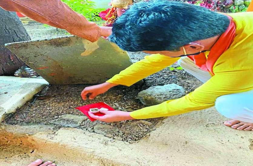राम मंदिर की नींव में मोहम्मद फैज रखेंगे राम के ननिहाल की मिट्टी