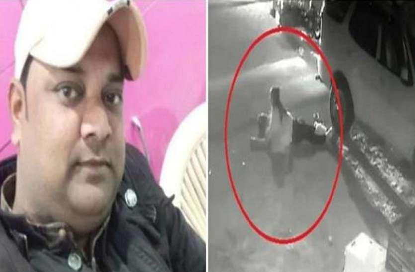 पत्रकार विक्रम जोशी हत्याकांड में थानाध्यक्ष पर गिरी गाज, एसएसपी ने किया निलंबित