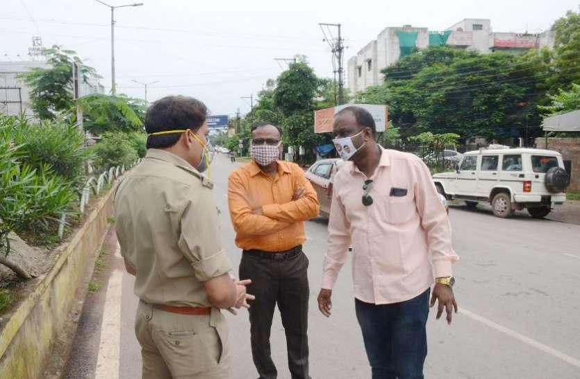 कार्यकर्ता बोले- सर, मंत्रीजी को जन्मदिन की बधाई देने आए थे, सीएसपी ने कहा- आप तो उन्हें ही संक्रमित कर देंगे