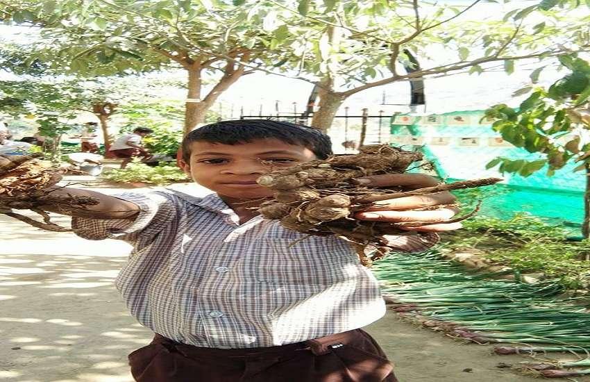 Mumbai News : प्राथमिक विधायक के शिक्षक का कमाल, सुर्खियों में नौनिहाल, अभिभावकों को रोजगार