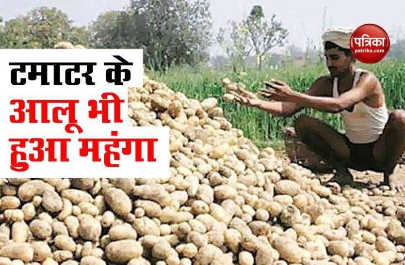 Tomato के बाद अब Potato हुआ महंगा, Green Vegetable के दाम में भी इजाफा, जानिए जुलाई में कितनी बढ़ा Inflation