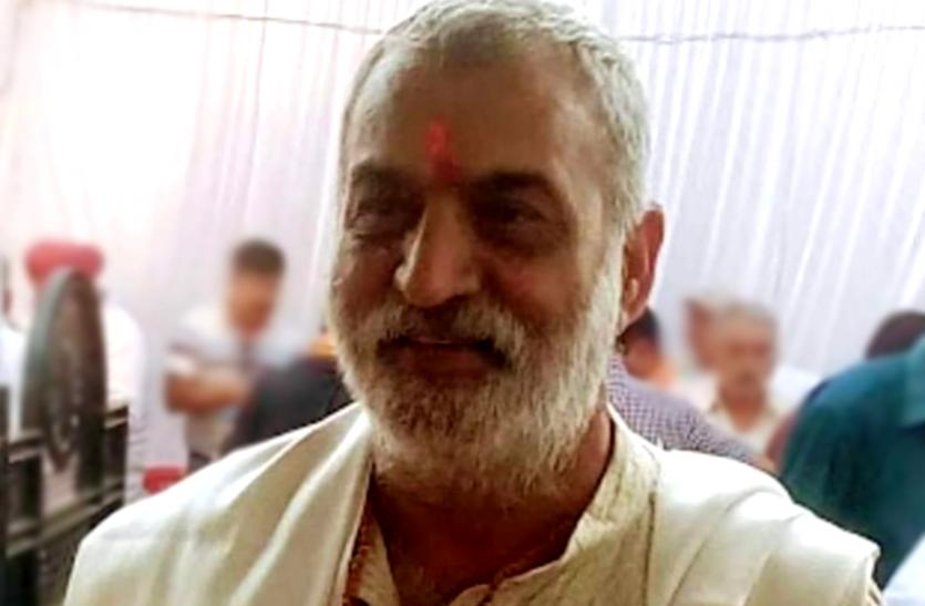 RSS प्रांत सेवा प्रमुख योगेंद्र सिंह योगी का कोरोना वायरस से निधन, आज होगा अंतिम संस्कार
