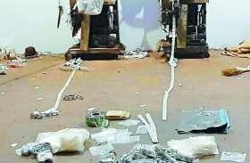 गोदाम-घरों में बनाया जा रहा नकली गुटखा व तंबाकू, ग्वालियर-महोबा से भी मंगा रहे