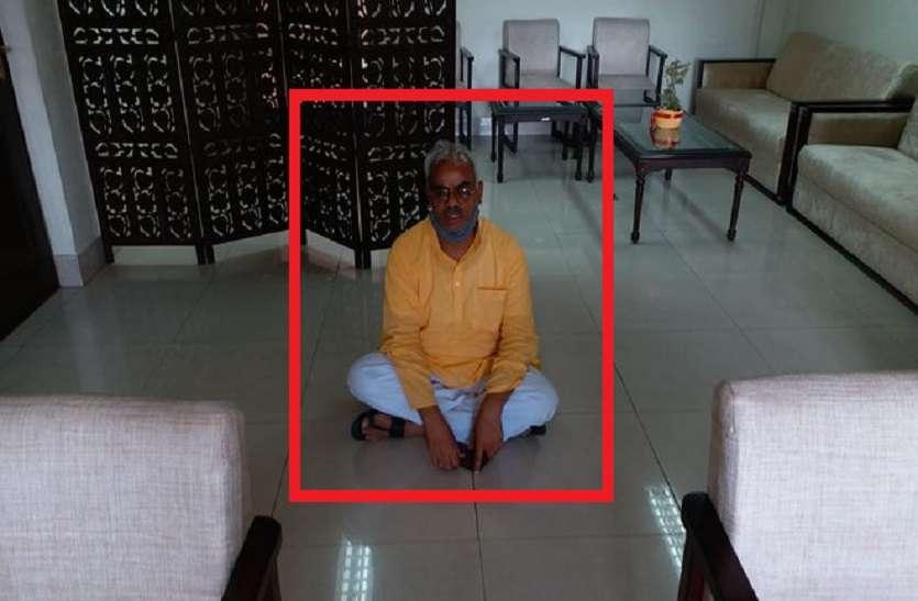 विधानसभा सचिवालय में ही धरने पर बैठ गए Madan Dilawar, जानें क्यों गुस्साए भाजपा एमएलए