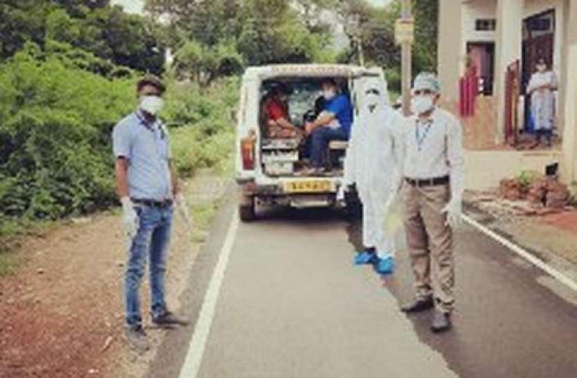 कोरोना के वार में नमूनों पर हार, उदयपुर में जांचों की कंजूसी