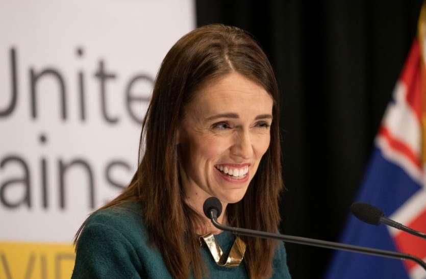 New Zealand: आम चुनाव में अर्डर्न को बड़ी जीत संभव, पार्टी की लोकप्रियता सबसे उच्च स्तर पर