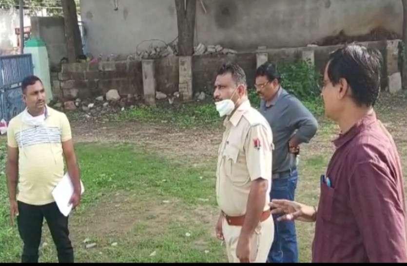 मकान-दुकानों में चोरों ने लगाई सेंध, राजीव गांधी सेवा केन्द्र में भी चोरी