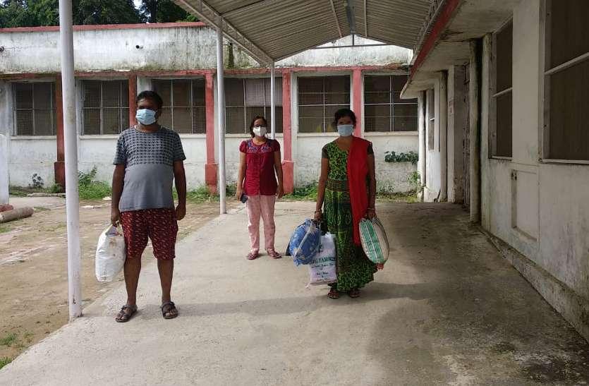 राहत भरी खबर: पिछले 2 दिन में सरगुजा में मिले मात्र 2 कोरोना पॉजिटिव, 2 डिस्चार्ज भी