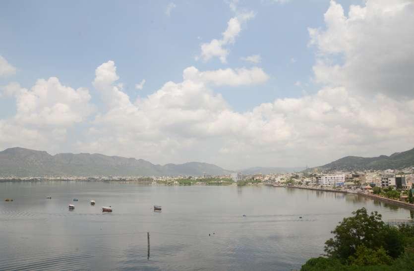 जिले में अभी तक 420 मिमी वर्षा दर्ज