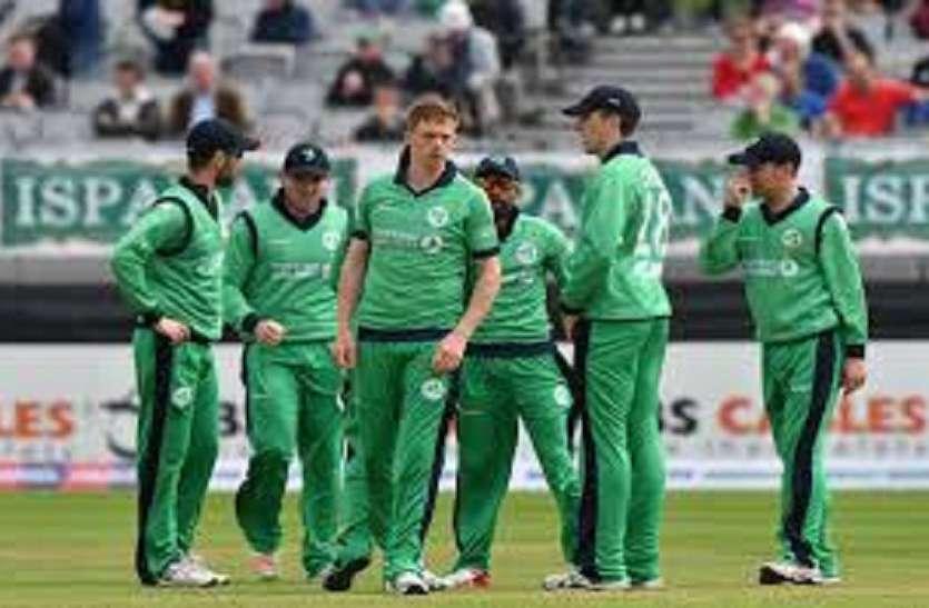 इंग्लैंड-आयरलैंड सीरीज से शुरू हो जाएगी वनडे वल्र्ड कप सुपर लीग