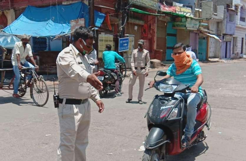 पुलिस पर पिटाई का आरोप, युवक ने खाया जहर