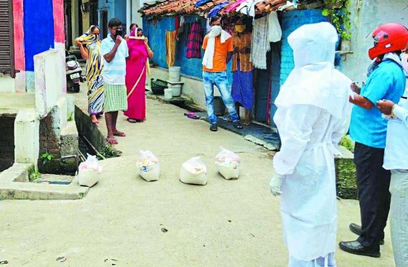 ज्यादा संक्रमण वाले इलाकों में 6 अगस्त तक लॉकडॉउन बढ़ाने का फैसला
